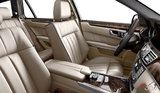 Silk Beige/Expresso Brown Nappa Leather