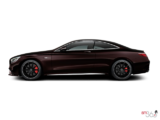 2016 Mercedes-Benz S-Class Coupe 63AMG 4MATIC