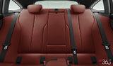 Coral Red Dakota Leather