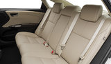 Almond Premium Perforated Leather