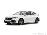 2018 Honda Civic CIVIC 5D L4 LX HSCVT