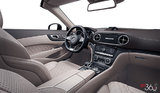 Ginger Beige/Espresso Brown AMG Exclusive Nappa Leather