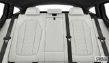Ivory White Extended Merino Leather