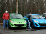 A Mazda Family Experience by Theresa and Tim Steadman