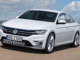 The New 2019 Volkswagen Jetta Will Be Unveiled in January