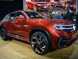 Volkswagen dévoile le concept Atlas Cross Sport au Salon de New York