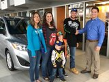 Jordan Was Great To Work With!, Atlantic Mazda