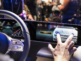 The Mercedes-Benz User Experience system explained