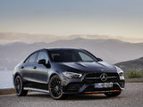 The new 2020 Mercedes-Benz CLA unveiled at CES