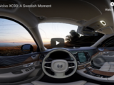 The Volvo XC90: A Swedish Moment