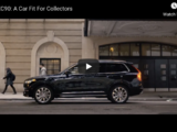 The XC90: A Car Fit for Collectors