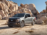 AAA Green Car Guide Awards 2017 F-150 With Top Green Vehicle