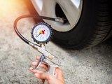 Tire Pressure Light on?