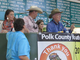 2016 Polk County Youth Fair  - Auctioning Youth Success
