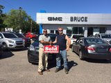 Great Job, Bruce Chevrolet Buick GMC Middleton