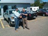 Thanks!, Bruce Chevrolet Buick GMC Middleton