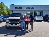 Awesome experience!, Bruce Chevrolet Buick GMC Middleton