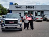 Awesome sales experience!, Bruce Chevrolet Buick GMC Middleton