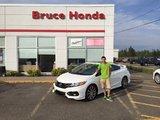 Thank you!, Bruce Honda