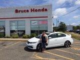 Great Experience!, Bruce Honda