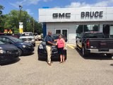 Thanks!, Bruce Chevrolet Buick GMC Middleton