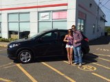 I love my new HR-V!, Bruce Honda