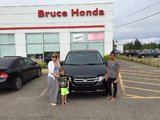 Fast and Easy!, Bruce Honda