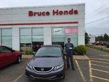 Good job!, Bruce Honda