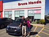 Very Pleased!, Bruce Honda