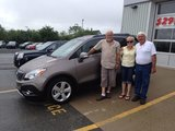Totally Satisfied, Bruce Chevrolet Buick GMC Digby