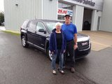 Thanks to the Team, Bruce Chevrolet Buick GMC Digby