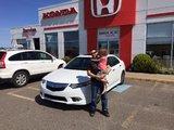 Love my New Car, Bruce Honda