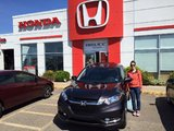 Wonderful, Bruce Honda