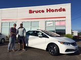 Awesome Experience, Bruce Honda
