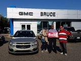 Very Happy!, Bruce Chevrolet Buick GMC Middleton