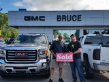Great Service!, Bruce Chevrolet Buick GMC Middleton