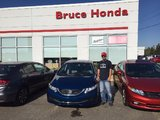 Friendly People, Bruce Honda