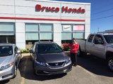 I love my New Car!, Bruce Honda