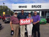 Just Excellent, Bruce Chevrolet Buick GMC Middleton