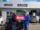 Very Happy, Bruce Chevrolet Buick GMC Middleton