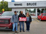 Very Satisfied, Bruce Chevrolet Buick GMC Middleton