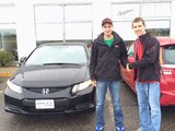 Excellent Experience, Bruce Honda