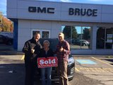 Great!, Bruce Chevrolet Buick GMC Middleton