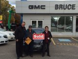 Happy!, Bruce Chevrolet Buick GMC Middleton