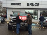 Great!, Bruce Chevrolet Buick GMC Middleton