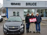 Fantastic Service!, Bruce Chevrolet Buick GMC Middleton