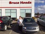 My First Car!, Bruce Honda