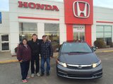 Would Recommend, Bruce Honda