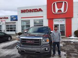 Great Service, Bruce Honda