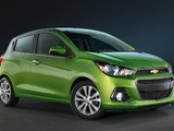 2016 Chevrolet Spark: More like flame